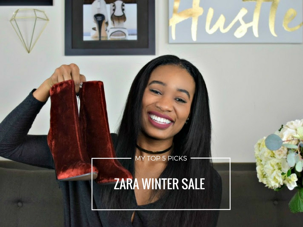 I've created a new YouTube video discussing my Top 5 Picks from the Zara Sale. This sale was so good that it felt like Christmas, I found so many great ...